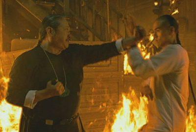 Khán giả bái phục sự diễn xuất của Hồng Kim Bảo trong phim võ thuật Thanh Trừng Hắc Hổ Bang