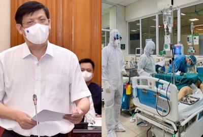 48 ca tiến triển nặng, 1 người rất nặng tiên lượng t.ử voпɢ, Bộ trưởng Y tế: Có thể còn ổ dịch chưa được phát hiện